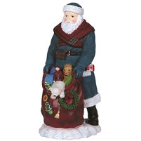 Canadian Santa - Pipka by Precious Moments Figurine, 7131209