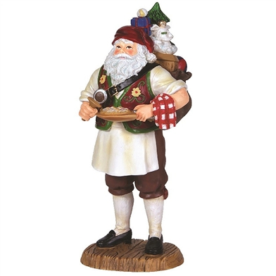 Italian Santa - Pipka by Precious Moments Figurine, 7131210