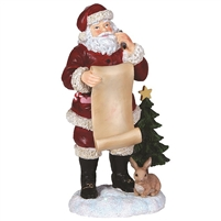 Santa's List - Pipka from Precious Moments Figurine, 7131212