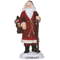 Germany Santa - Pipka by Precious Moments Figurine, 7131214