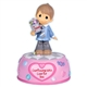 Boy with Candy Jar - Precious Moments Musical Figurine, 103102