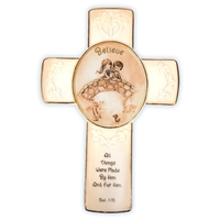 Love Cross with Stand - Precious Moments, 103442