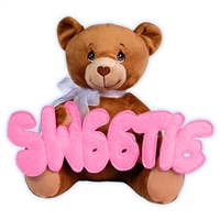 'Sweetie' 9in Plush Bear - Precious Moments