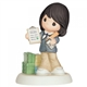 Hispanic Girl Scout - Precious Moments Figurine, 104054