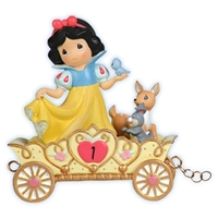 Snow White Birthday Parade Car, Age 1 - Precious Moments Figurine, 104403