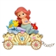Ariel Birthday Parade Car Age 4 Precious Moments Figurine 104406