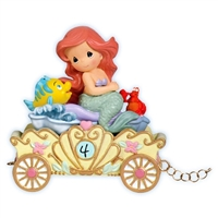 Ariel Birthday Parade Car, Age 4 - Precious Moments Figurine, 104406