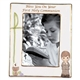 Boys' First Holy Communion Photo Frame - Precious Moments, 104412