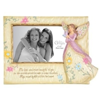 Angel with Butterfly, 4x6 Photo Frame - Precious Moments, 111419