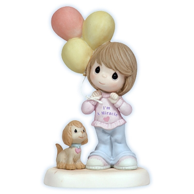 Children's Miracle Network Girl - Precious Moments Figurine, 114043
