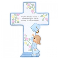 Girls Graduation Cross - Precious Moments, 114405