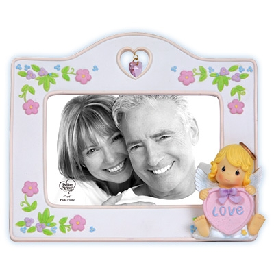 'Love' 4x6 Photo Frame - Precious Moments 114407