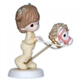 Girl with Hobby Horse - Precious Moments Figurine, 121013