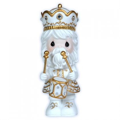 Nutcracker Drummer Precious Moments Figurine 121029