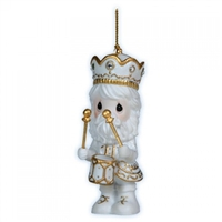 Nutcracker Drummer Ornament - Precious Moments, 121030