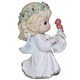 Angel with Cardinal - Precious Moments Figurine, 131026