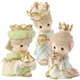 Three Kings - Precious Moments 3-Piece Figurine Set, 131034