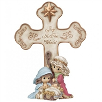 Nativity Cross - Precious Moments, 131401