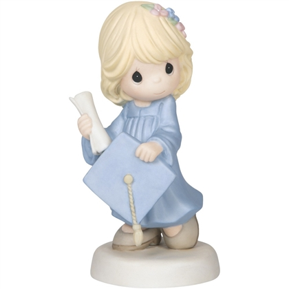 Precious Moments Girl Graduation Figurine