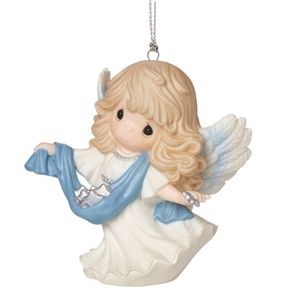 Precious Moments 6th Annual Angel Ornament