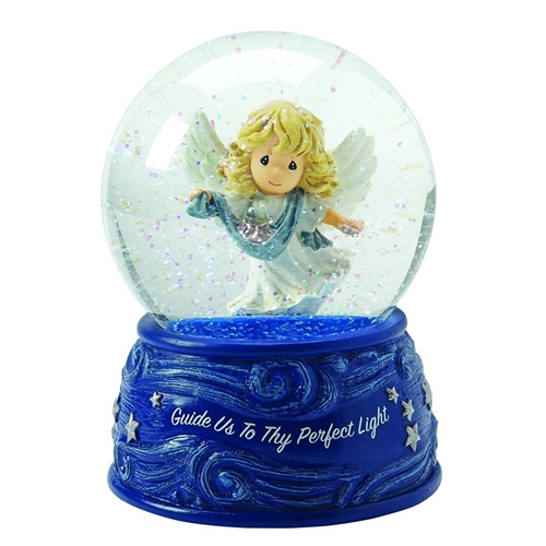 Precious Moments Angel Musical Waterball