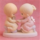 Mother Consoling Daughter - Precious Moments Figurine, 163635