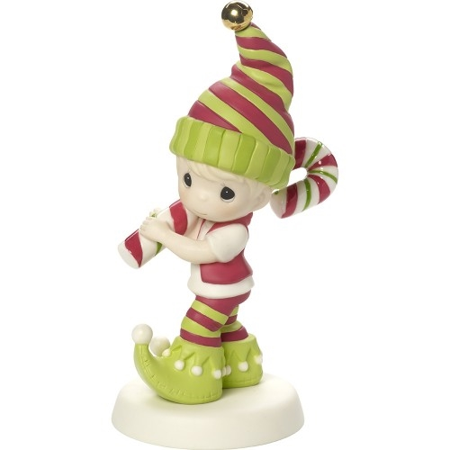 Precious Moments 2nd Annual Elf Series Figurine