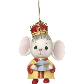 Precious Moments Mouse with Frankincense Hanging Ornament 171061