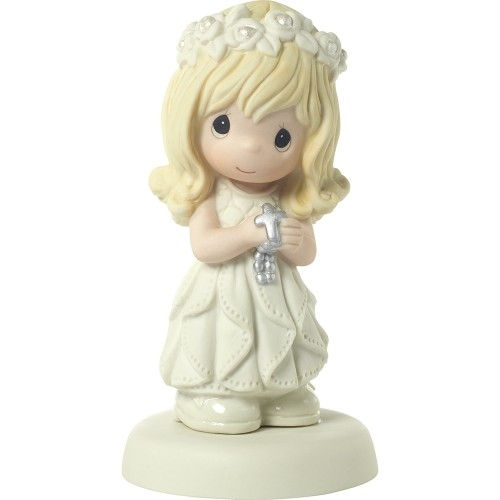 Precious Moments First Holy Communion Girl Figurine, 172009