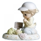 Girl in Prayer - Precious Moments, Growing in Grace, Age 13, Figurine, 272647B