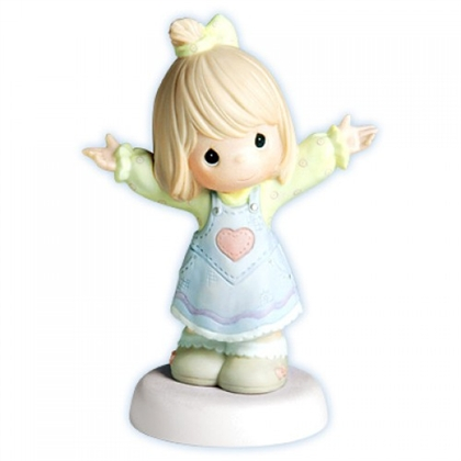 Girl with Outstretched Arms - Precious Moments Figurine, 4001668