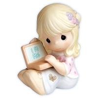 Girl with Computer - Precious Moments Figurine, 4004372