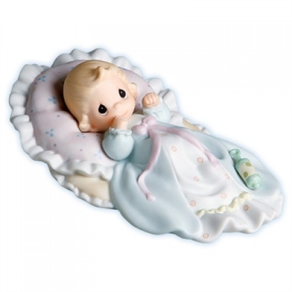 Baby Christening Precious Moments Figurine 488232