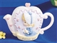 Mini Heart Teapot - Precious Moments, 500968