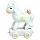Horse Birthday Train, Age 9 - Precious Moments Figurine 521833