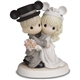 Precious Moments Disney Wedding Couple Figurine 620030