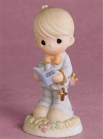 Boy's First Communion - Precious Moments Figurine, 679852