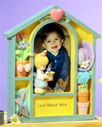 Love Grows Here Photo Frame - Precious Moments, 751286