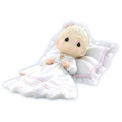 Baby Girl at Baptism - Precious Moments Figurine, 830028