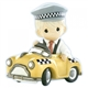 Boy Driving Checker Cab - Precious Moments Figurine, 920018