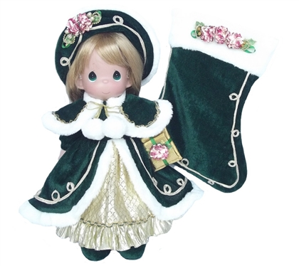 Precious Moments 2015 Stocking Doll - 1225