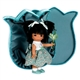 Precious Moments Doll To The Sweetest Tu-lips Teal 2145