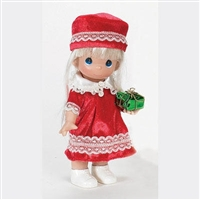 Precious Moments Doll Love From Me To You Blonde Hair 2157