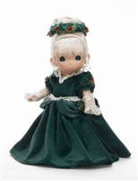 Precious Moments Doll Christmas Dreams Cinderella 3386