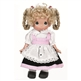Precious Moments 'Gretchen (Germany)' 9in Doll, 3492