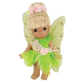 Precious Moments Doll Enchanted Tinkerbelle 3678