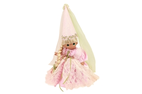 Precious Moments Doll Enchanted Rapunzel 3682