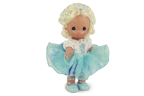 Precious Moments Doll Prima Ballerina Blonde 3683