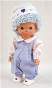 Precious Moments 12 Inch Doll Mop Top Randy 4307