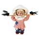 Precious Moments Doll You're Too Sweet To Be Scary Scarecrow 4520